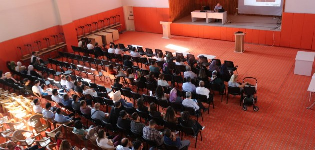 """Kulu'da öğretmenlere """"15 Temmuz"""" semineri verildi"""