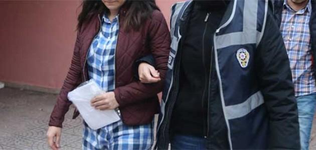 """FETÖ'nün Kayseri il """"ablası"""" Konya'da tutuklandı"""