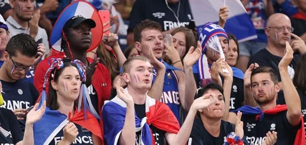 Basketbolda Fransa dünya üçüncüsü