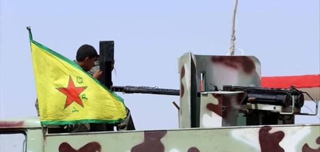 Esed rejiminden BM'ye YPG/PKK