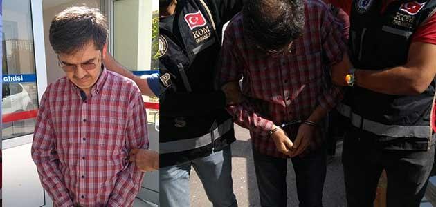 Firari emniyet müdürü Ankara'da yakalandı