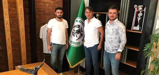 Konyaspor futbol okulları büyümeye devam ediyor