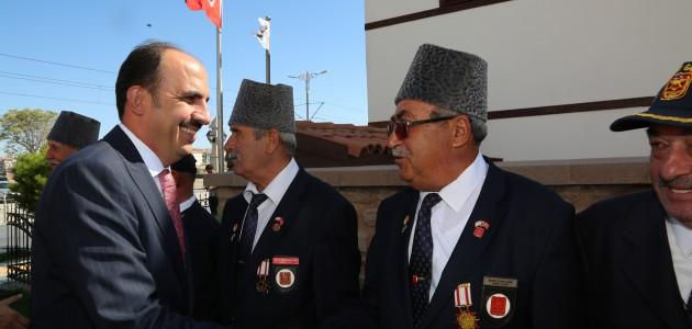 Başkan Altay: Bu vatan şehitlerin ve gazilerin emanetidir