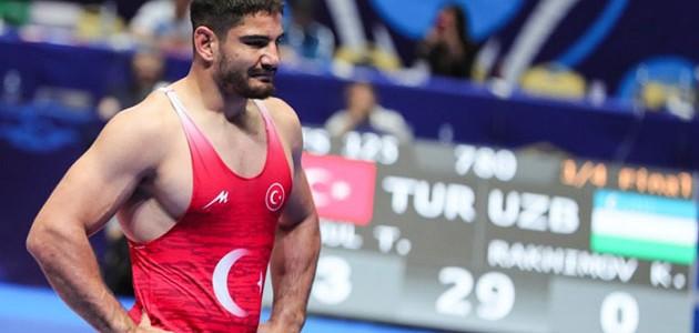 Taha Akgül, olimpiyat vizesi aldı