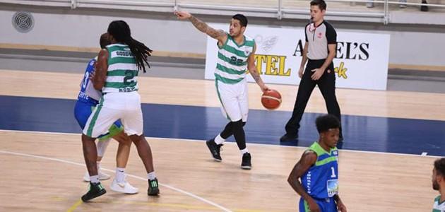 Konyaspor Basket  ikide iki yaptı!
