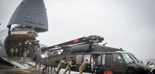 ABD'den Körfez'e asker sevkiyatı
