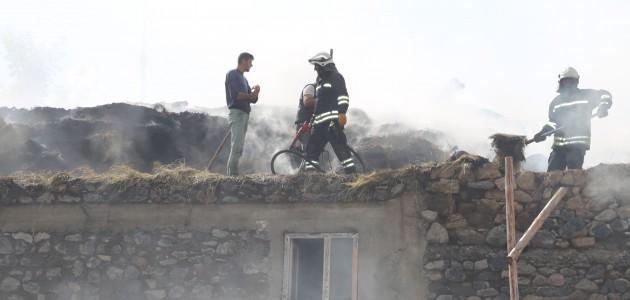 3 ev yangında kullanılamaz hale geldi