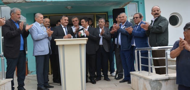 Çumra Belediyesi'nden İçeriçumra Spor Kulübü'ne otobüs hediyesi