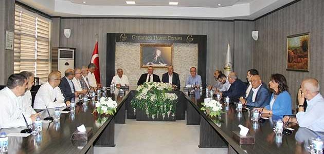 GTB ve Konya Ticaret Borsası arasında 'Kardeş Borsa' protokolü imzalandı