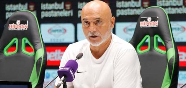 """Hikmet Karaman: """"Aykut hocayı, Konyaspor'u tebrik ediyorum"""""""