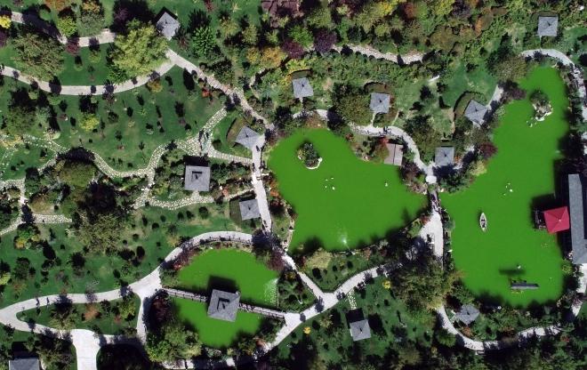 Konya Japon Kyoto Parkı şehrin turizmine önemli katkı sağlıyor