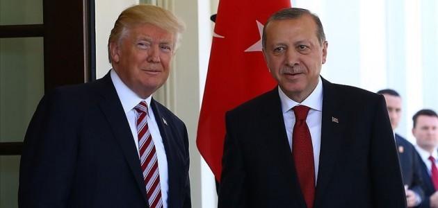 Başkan Erdoğan ve Trump görüşmesinin tarihi belli oldu!