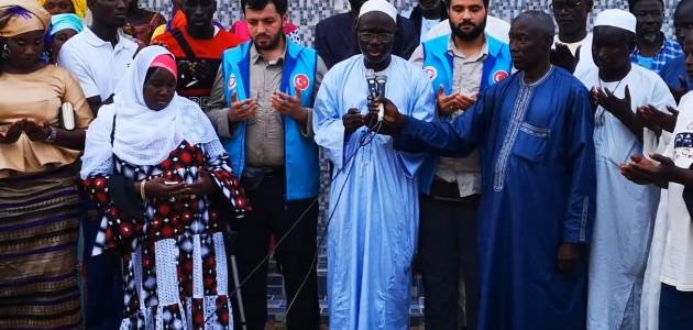 """Senegalli Müslümanlar """"Barış Pınarı Harekatı"""" için dua etti"""