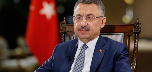 Cumhurbaşkanı Yardımcısı Oktay: Dünya terör örgütü YPG/PKK ile Kürtleri birbirinden ayırmalı
