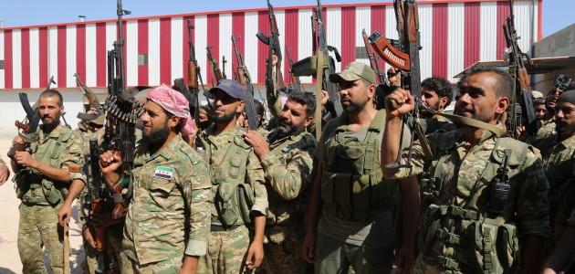 42 köy teröristlerden kurtarıldı