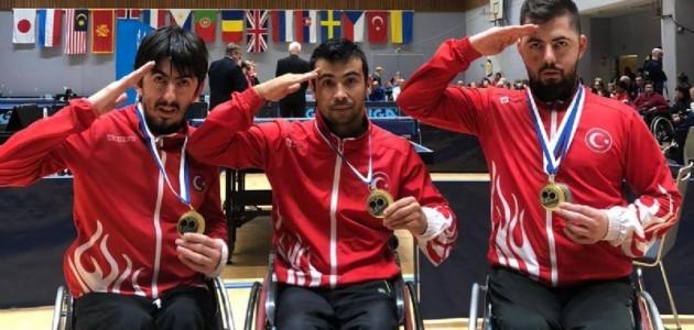 Konyalı antrenör dünya şampiyonu oldu