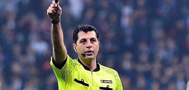 Konyaspor'un maçını Öğretmenoğlu yönetecek