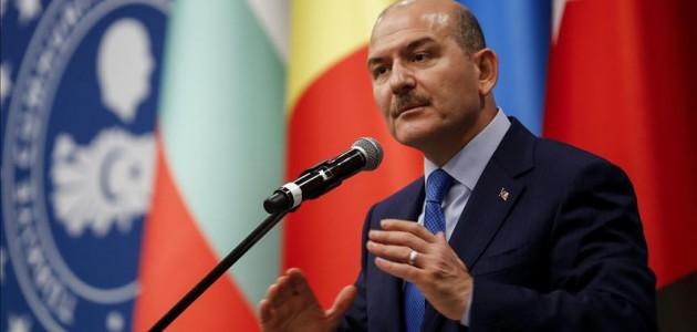Soylu: Avrupa terör örgütünün rehberliğini kendisine yol tutmuş