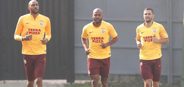 Galatasaray ara vermeden başladı