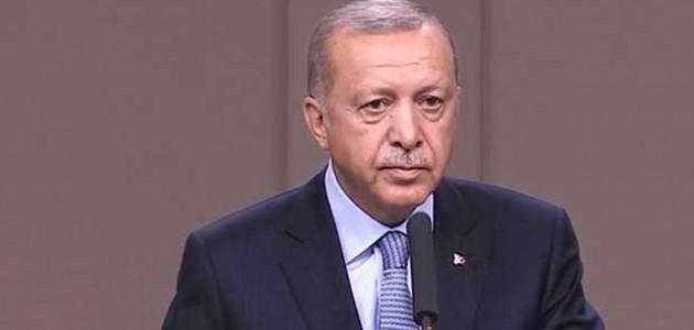 Cumhurbaşkanı Erdoğan: Verilen sözler tutulmazsa, harekat çok daha kararlı devam edecek