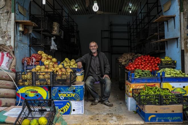 Afrin'de günlük yaşam