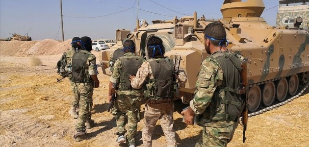 Suriye Milli Ordusu Barış Pınarı Harekatı'nda toplam 93 şehit verdi