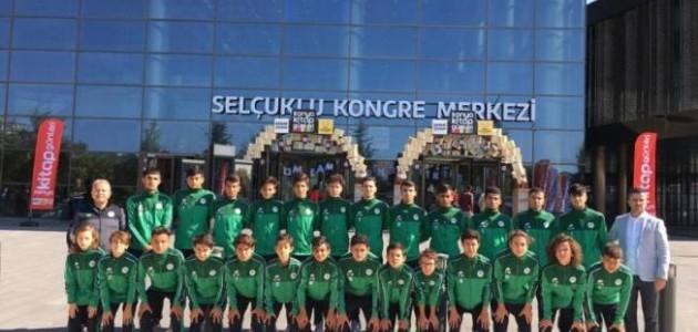 Konyaspor Akademisi Konya Kitap Günleri'nde