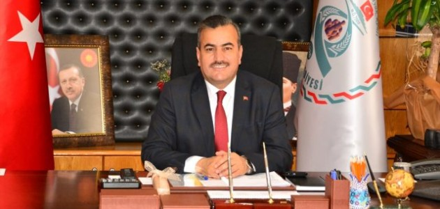 Başkan Oflaz'ın 29 Ekim Cumhuriyet Bayramı mesajı