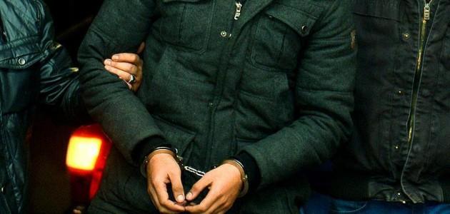 Yabancı uyruklu 20 şüpheli gözaltına alındı