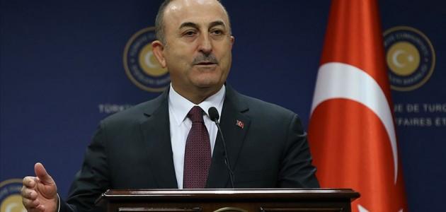 Çavuşoğlu: YPG'lilerin para karşılığında DEAŞ'lıları serbest bıraktığı bilgisi geliyor