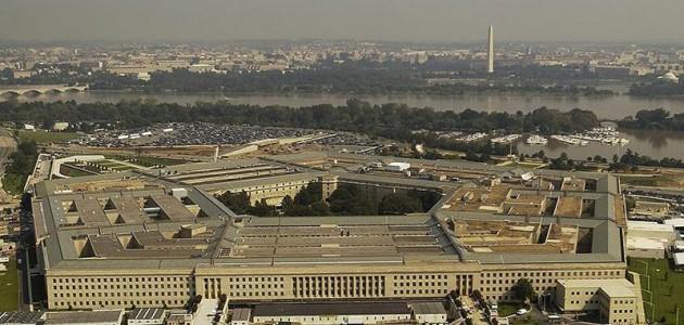 """Pentagon'dan """"YPG/PKK"""" iddialarına yalanlama"""