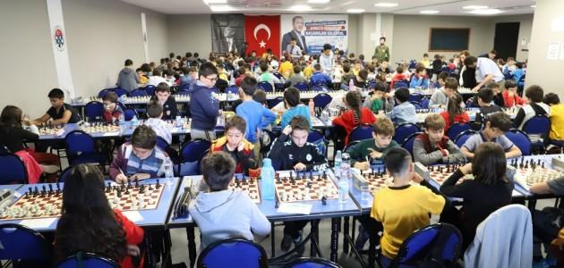 29 Ekim Cumhuriyet Bayramı Satranç Turnuvası yapıldı