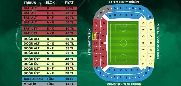 Konyaspor-Gençlerbirliği maçının biletleri satışa çıkıyor