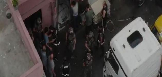 Türkiye tarihinin en büyük akaryakıt kaçakçılığı operasyonu