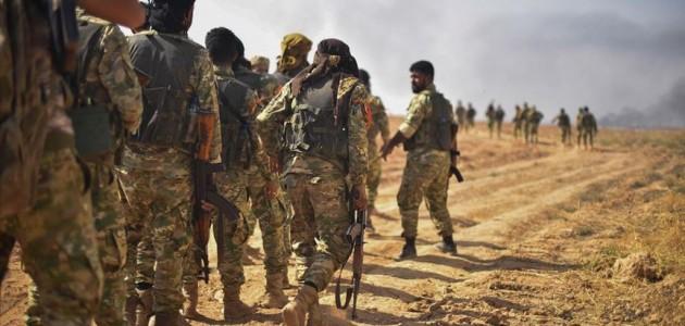 Suriye Milli Ordusu'nun terörle mücadelede şehit sayısı 128'e yükseldi