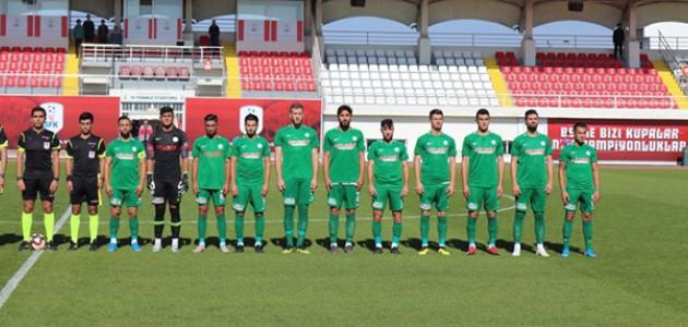 1922 Konyaspor deplasmanda mağlup!