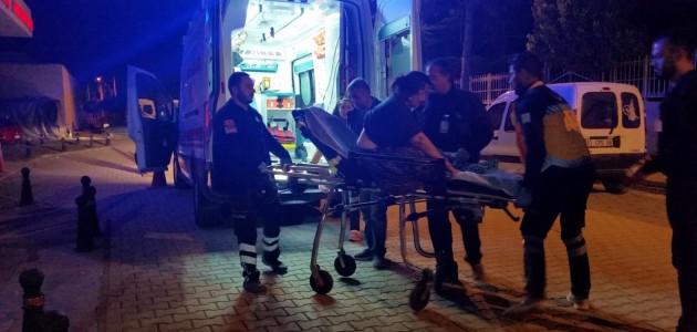 Konya'da tartıştığı annesini sırtından bıçakladı
