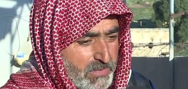 Tel Rıfat'taki YPG/PKK'lı teröristler Afrinli Cemal'i ikinci defa kaçırdı