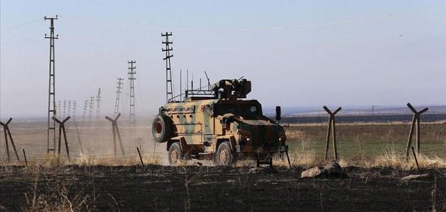 MSB: Türk-Rus kara devriyesi provokatörlerin kışkırtmalarına rağmen devam ediyor