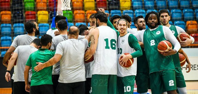 Konyaspor Basket, Yalovaspor maçına hazırlanıyor