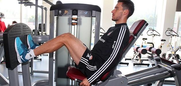 Beşiktaş, Konyaspor maçı  hazırlıklarına devam etti