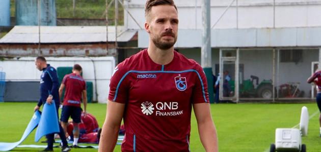 Trabzonspor'da Filip Novak 6 hafta yok!