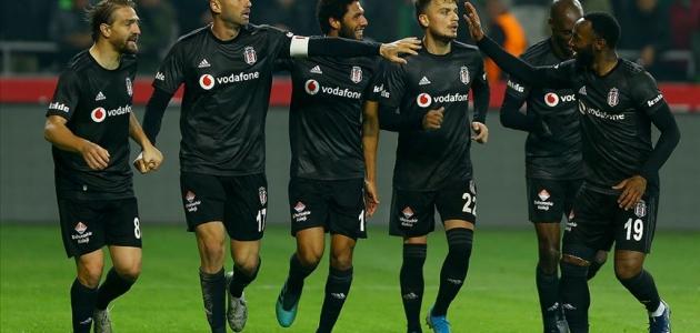 Beşiktaş'ta liderlik hesapları başladı