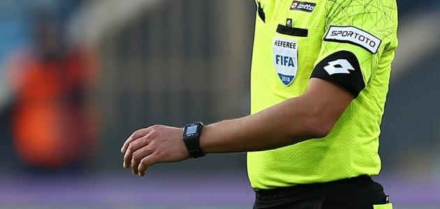 Çaykur Rizespor-İttifak Holding Konyaspor maçının hakemi belli oldu
