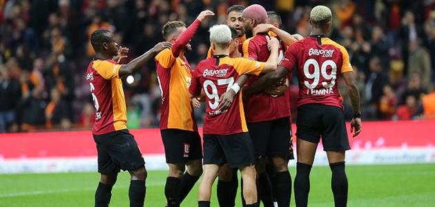 Galatasaray yarın Trabzonspor'a konuk olacak