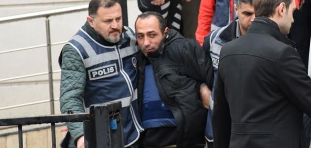 Ceren Özdemir'in katil şüphelisi adliyeye sevk edildi