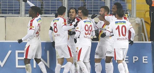 Göztepe'nin 5 maçtır bileği bükülmüyor