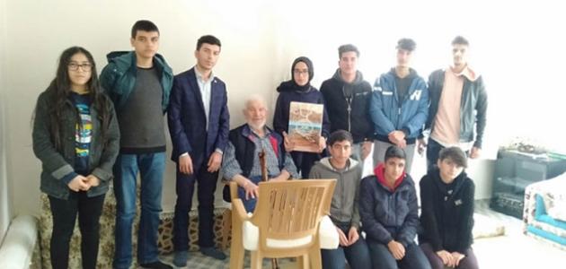 Çumra Belediyesi gençleri yaşlılar ile buluşturuyor