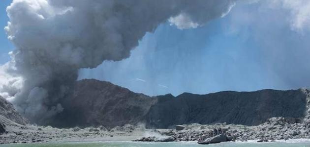 Yeni Zelanda'da yanardağ kabusu sürüyor: 16 ölü