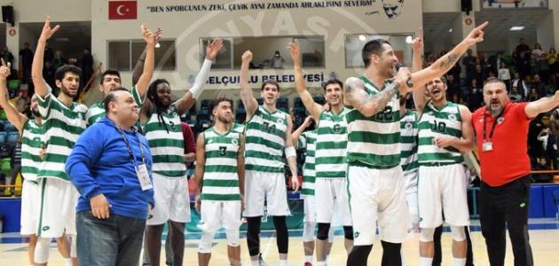 Konyaspor Basket, deplasman şanssızlığını yıkmak istiyor!